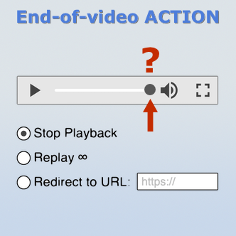 End-of-video Action